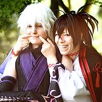 shirasu and tenka smiling