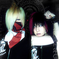 Reita and Ruki Gazette Disorder